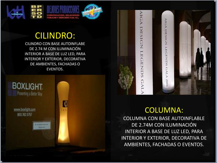 CILINDRO: