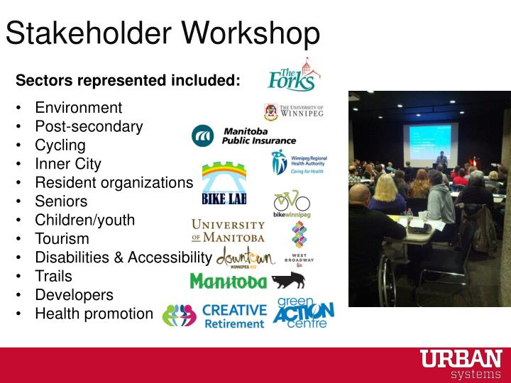 Stakeholder Workshop