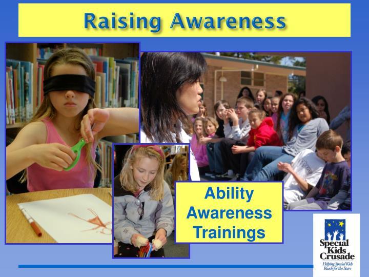 Ability Awareness Trainings