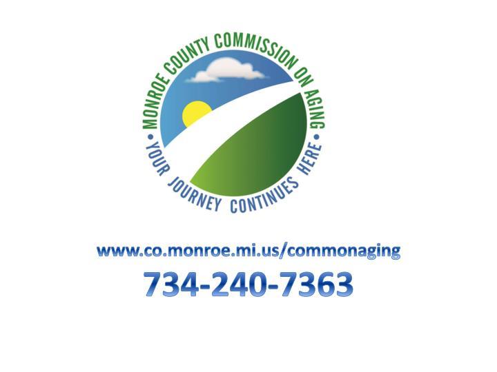 www.co.monroe.mi.us/commonaging