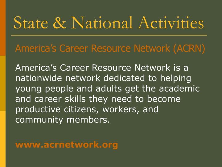 America's Career Resource Network (ACRN)