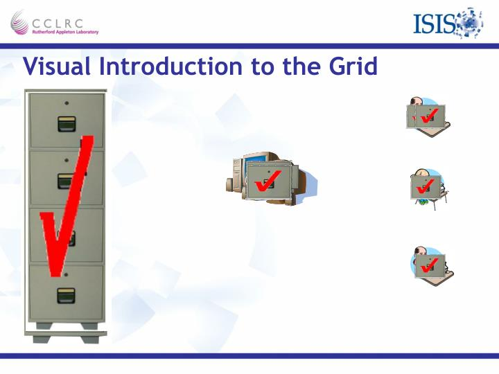 Visual Introduction to the Grid