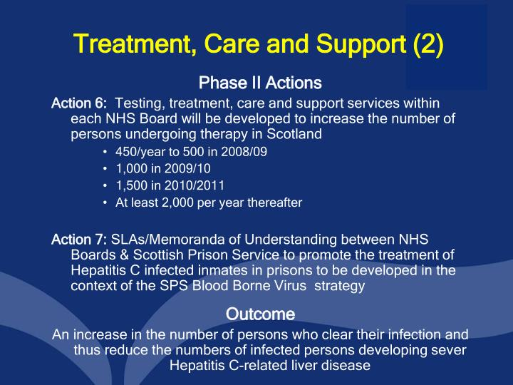 Treatment, Care and Support (2)