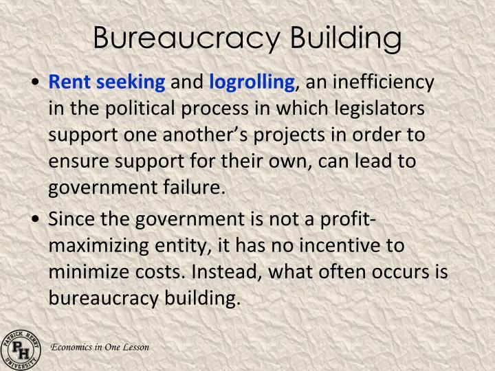 Bureaucracy Building