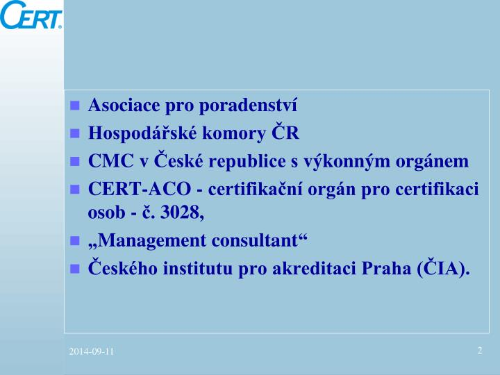 Asociace pro poradenství