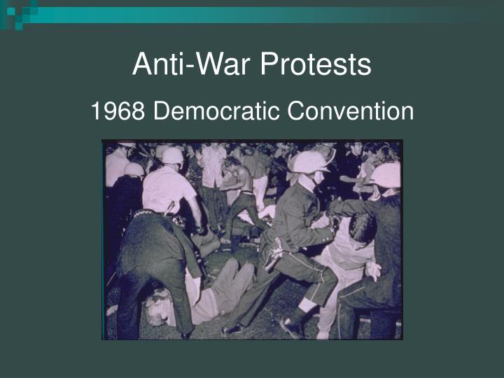 Anti-War Protests