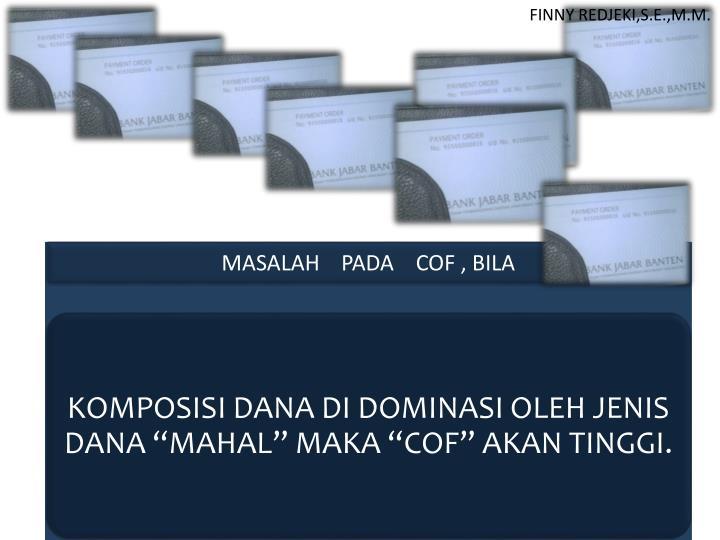 FINNY REDJEKI,S.E.,M.M.