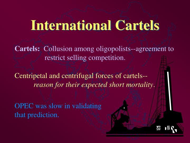 International Cartels