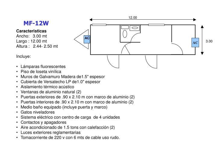MF-12W