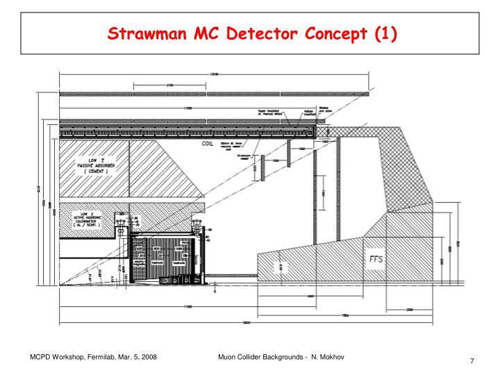 Strawman MC Detector Concept (1)