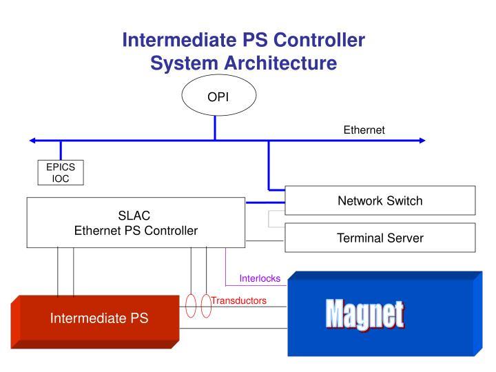 Intermediate PS Controller