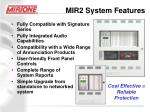 mir2 system features
