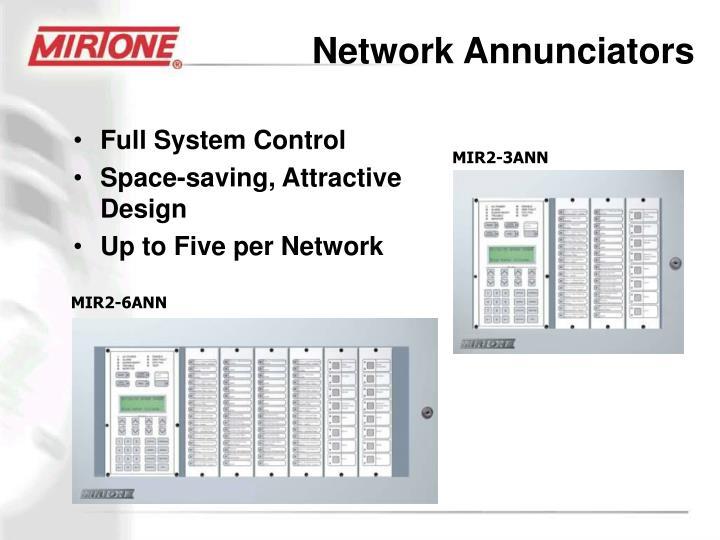 Network Annunciators