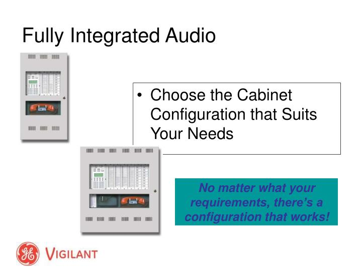 Choose the Cabinet Configuration that Suits Your Needs