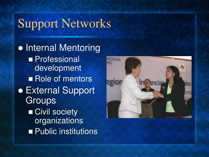 Internal Mentoring