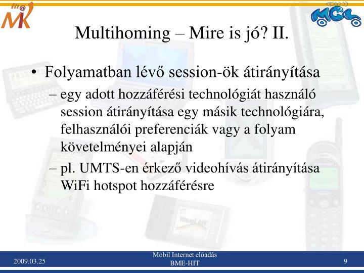 Multihoming – Mire is jó? II.