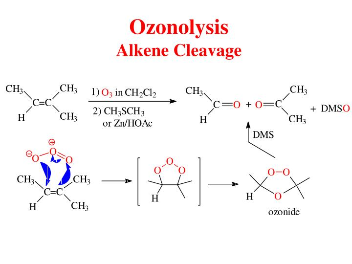 Ozonolysis