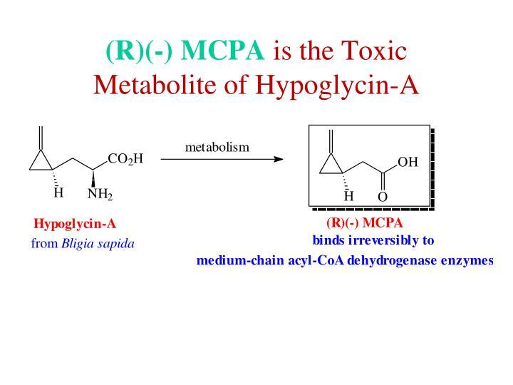 (R)(-) MCPA