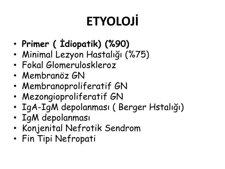 ETYOLOJ