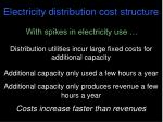 electricity distribution cost structure1