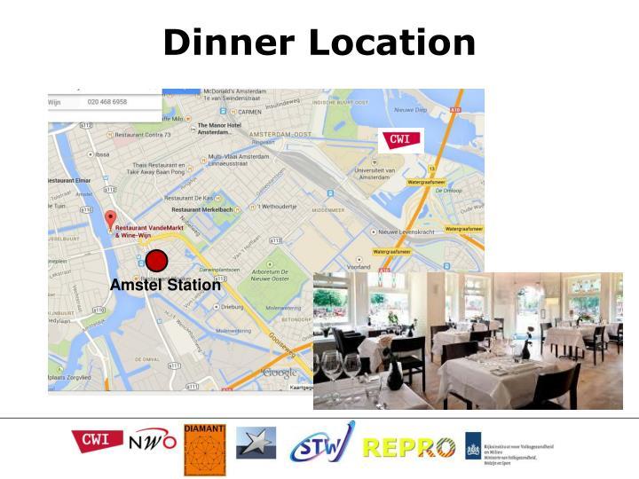 Dinner Location