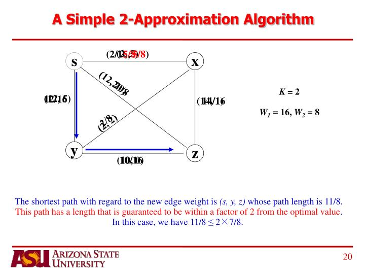 A Simple 2-Approximation Algorithm