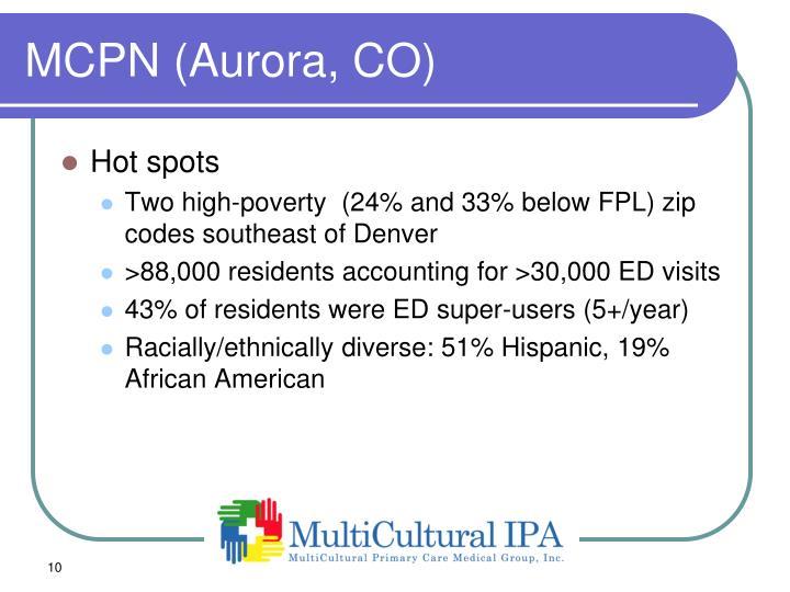 MCPN (Aurora, CO)