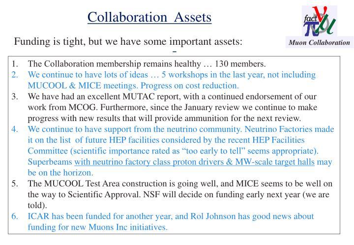 Muon Collaboration