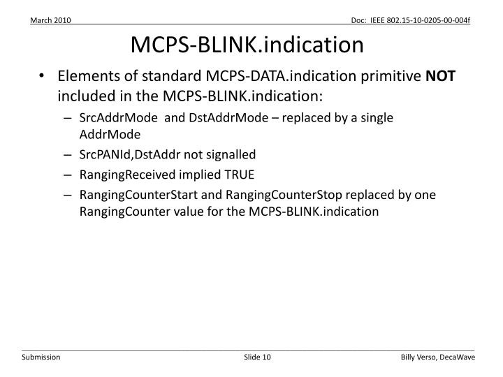 MCPS-BLINK.indication