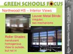 northwood hs interior views