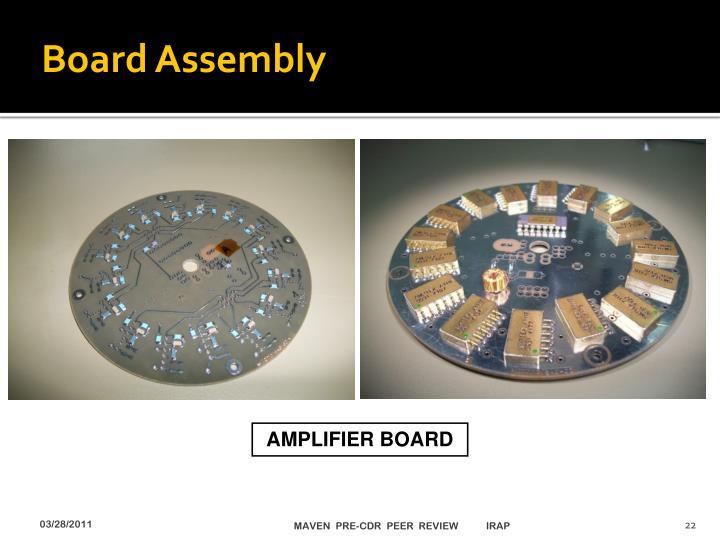 Board Assembly