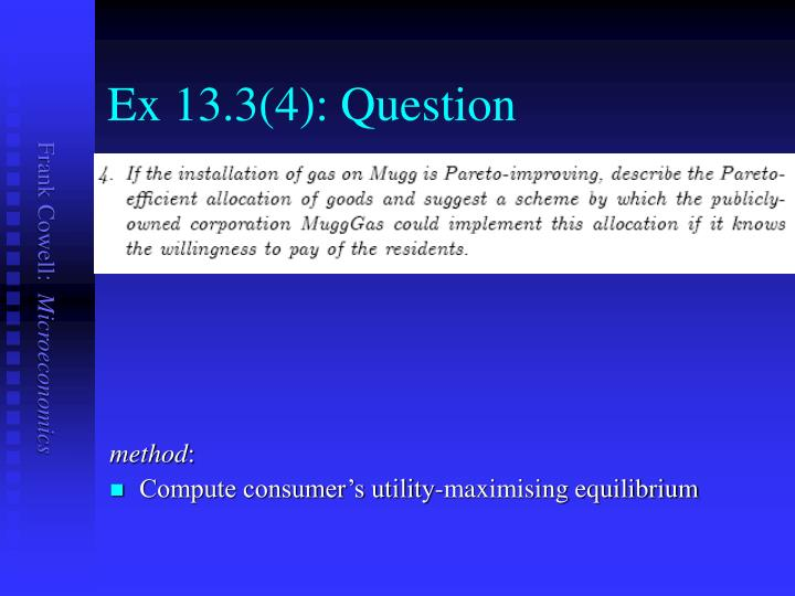 Ex 13.3(4): Question