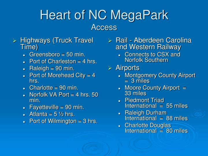 Highways (Truck Travel Time)