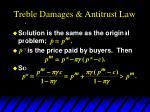 treble damages antitrust law17