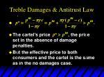 treble damages antitrust law18