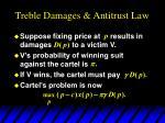 treble damages antitrust law5