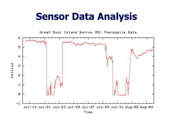 Sensor Data Analysis