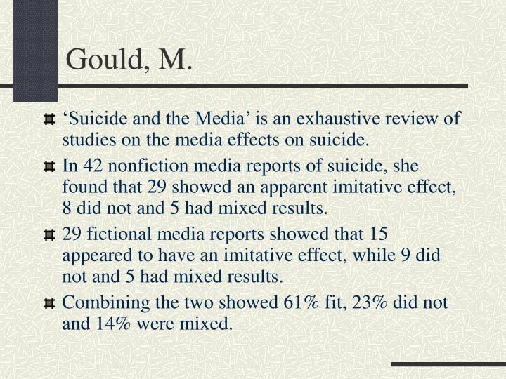 Gould, M.