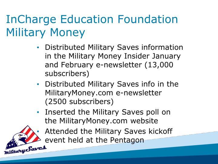 InCharge Education Foundation
