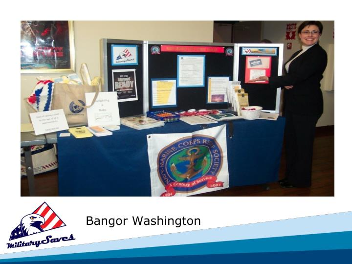 Bangor Washington