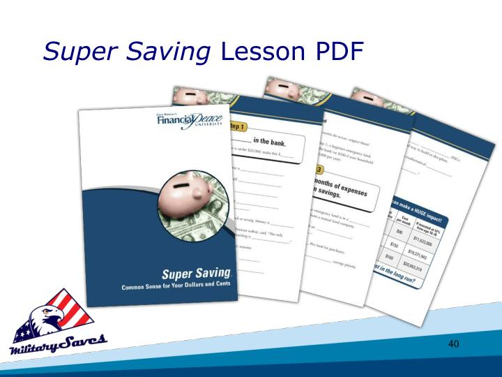 Super Saving