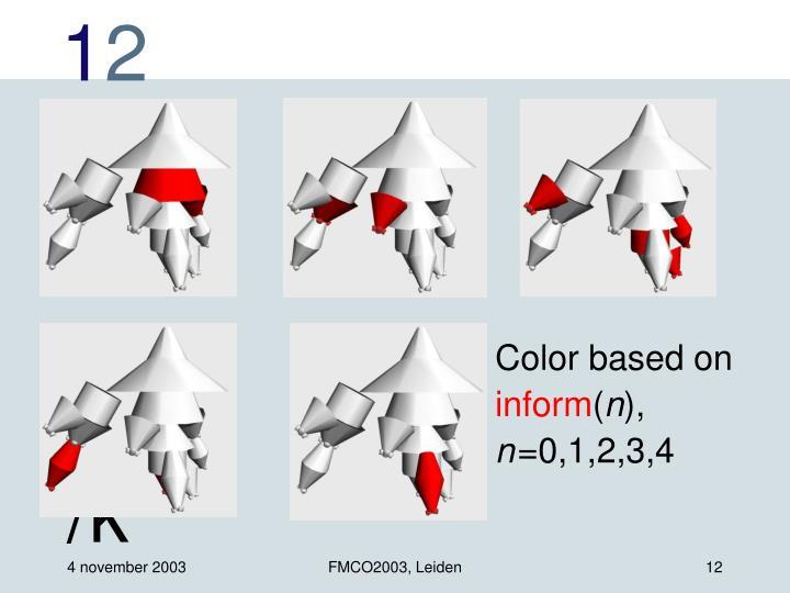 Color based on