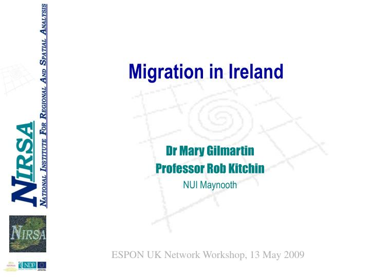 Migration in Ireland