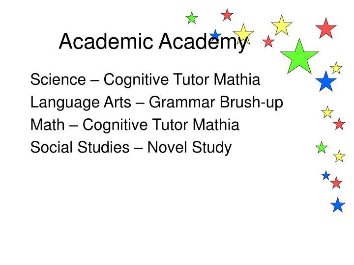 Academic Academy
