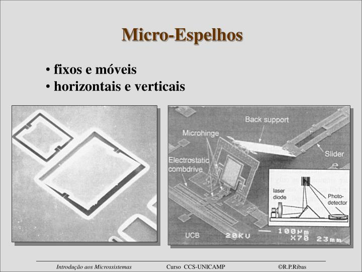 Micro-Espelhos