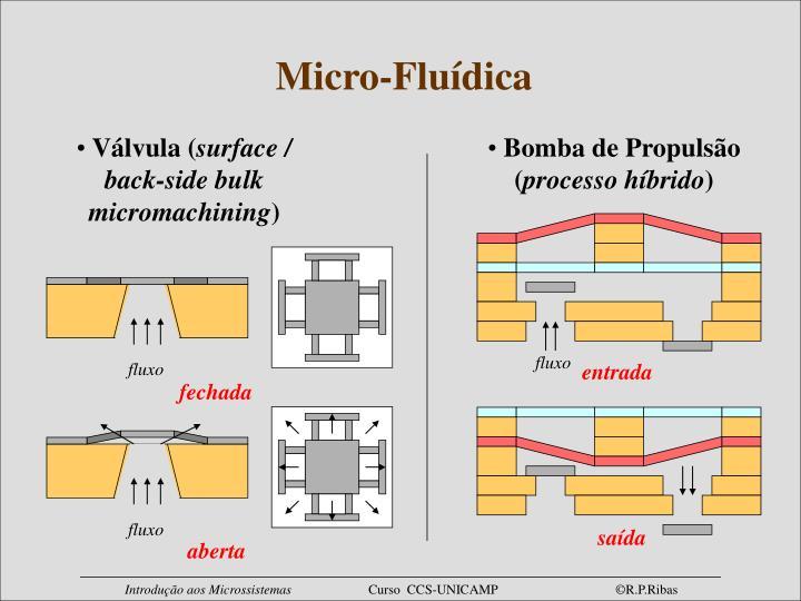 Micro-Fluídica