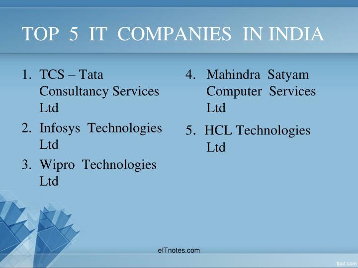 TCS – Tata Consultancy Services  Ltd