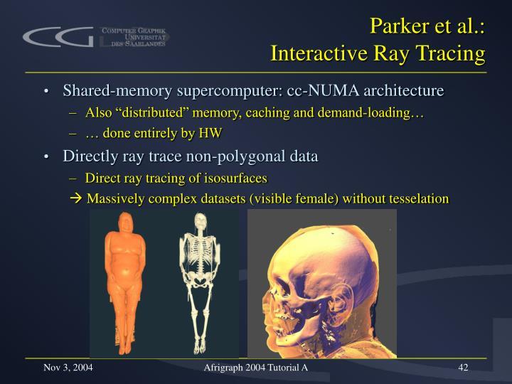 Parker et al.: