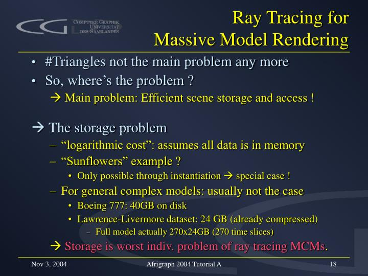 Ray Tracing for