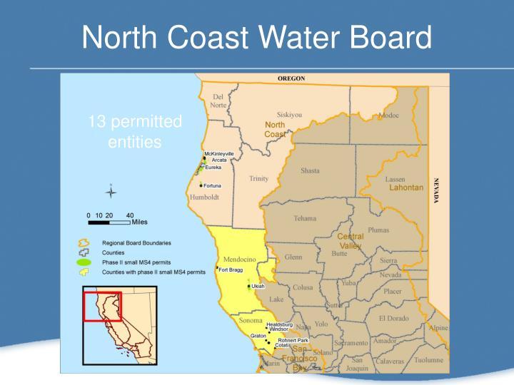 North Coast Water Board